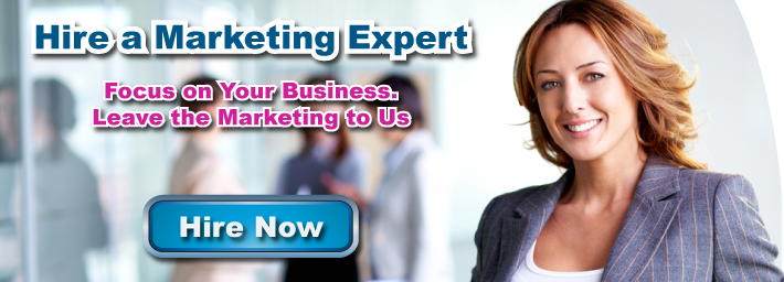 Hire a Marketing Expert